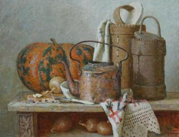 Panov Igor. Copper Kettle