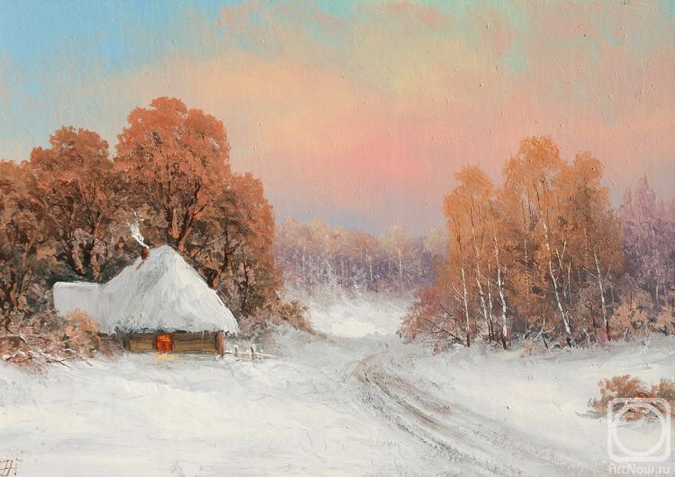 Лямин Николай. Декабрь