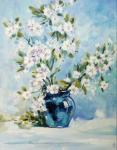 Кукарина Алина. Белый цвет