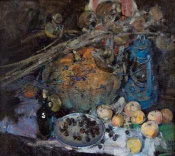 Shcherbakov Igor. The Pumpkin