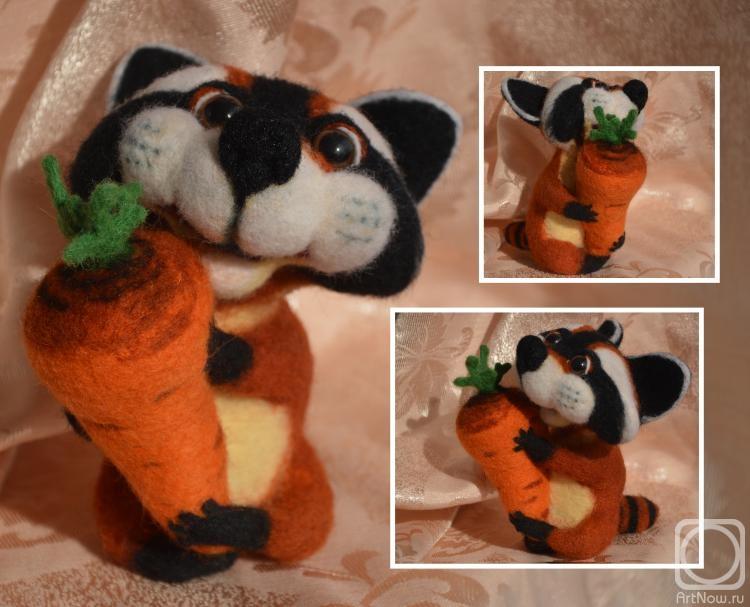 Неприятель Юлия. Моя морковочка!