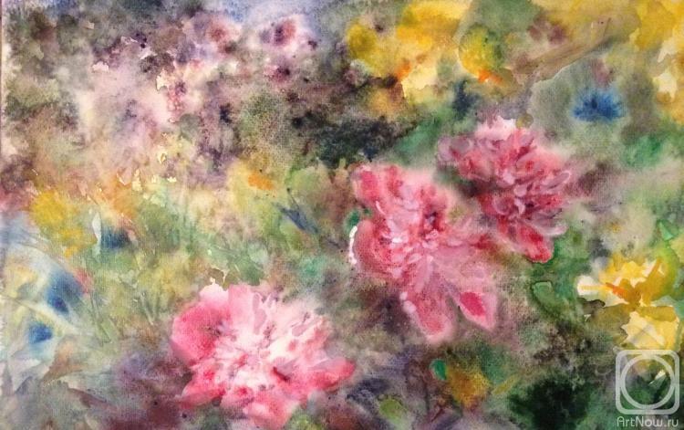 Рязанцева Антонина. Цветы - 2