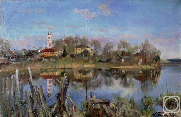 Galimov Azat. Valdai morning. Reflections