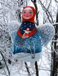 Актуганова Дина. Зимний ангел