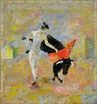 Chugaev Valentin. Bullfight