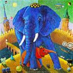 Чугаев Валентин. Праздник маленького красного слона