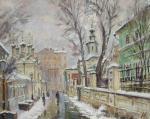 Ковалевский Андрей. Черниговский переулок