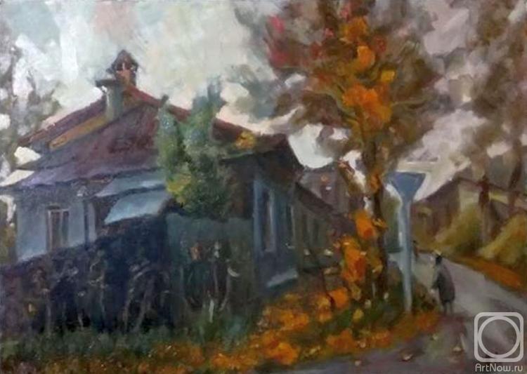 Силаева Нина. Осень в Зарайске