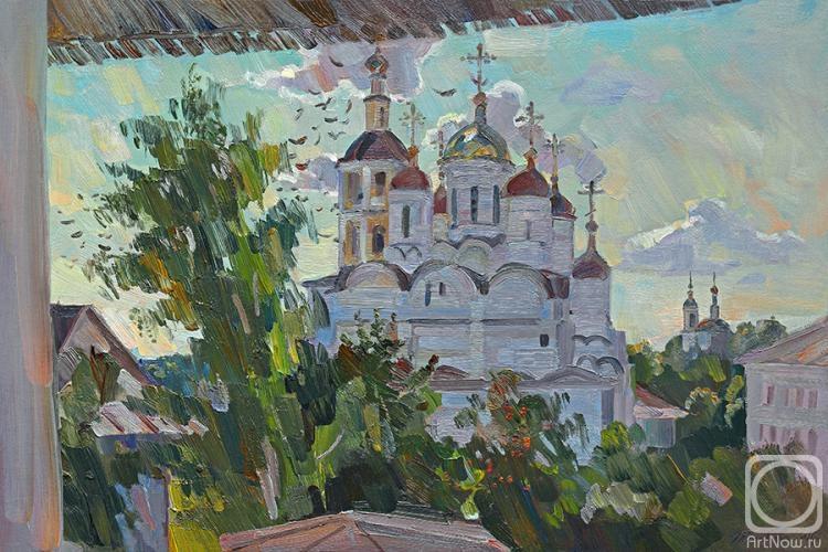 Жлабович Анатолий. Боровский монастырь
