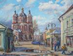 Ковалевский Андрей. Климентовская церковь