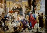 Изгнание торговцев из храма