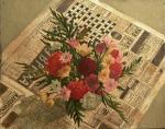 Картины на тему «Натюрморт с газетой»