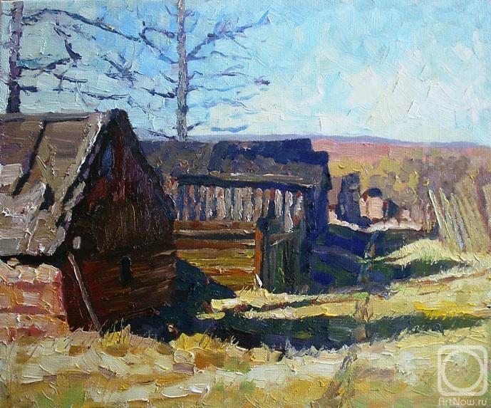 Рудник Михаил. Этюд 179