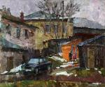 Zhukova Juliya. On the outskirts of Borovsk