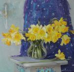 Kovalenko Lina. Yellow narcissus