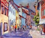 Солнечная улица