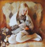 Симонова Ольга. Маша и медведь