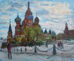 Покровский собор - 2017 (Храм Василия Блаженого)