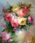 Праздничный букет роз. Джанильятти Антонио