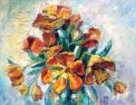 Павлова Екатерина. Тюльпаны