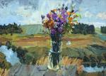 Popov Alexey. July. Wildflowers