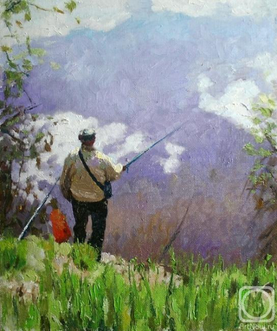 Рудник Михаил. Рыбалка