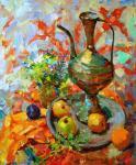 Мишагин Андрей. Восточный натюрморт