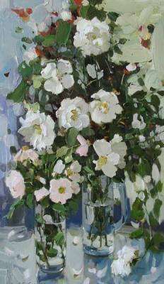 Dog-rose is my rose. Kovalenko Lina