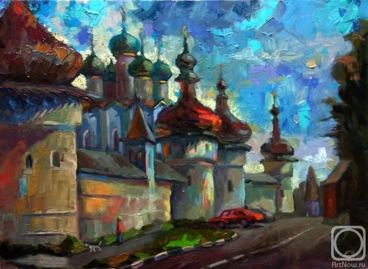 Силаева Нина. Ростов Великий