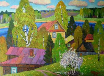 Berdyshev Igor. May in the province
