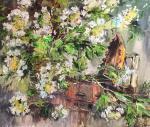 Чарина Анна. Цветущая калина