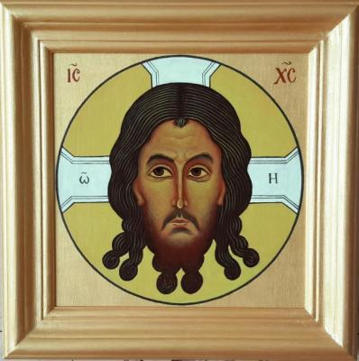 "Markoff Vladimir. Icon ""The Savior Not Made by Hands"""