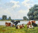 Мелентьев Антон. Коровы