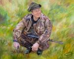 Рычков Илья. Мужской портрет (Выполнен на заказ)