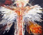 """Картина """"Семейный ангел"""". Березина Елена"""