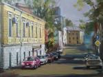 Королев Андрей. Хохловский переулок