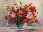 Generalov Eugene. Roses