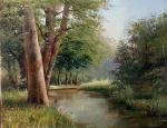 Соломянный Анатолий. у реки