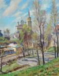 Ковалевский Андрей. Весенний Боровск