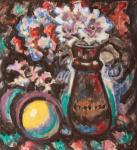 Durinyan Ashot. Still life with a vase
