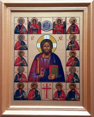 "Markoff Vladimir. Icon of ""Holy Apostles"""