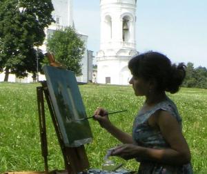 Chepkasova Tatiana