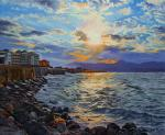 Samokhvalov Alexander. The Gulf of Heraklion