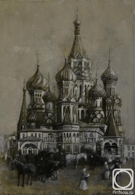 "Матыскин Сергей. ""Василий Блаженный"""