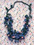 Lapygina Anna. Blueberry beads