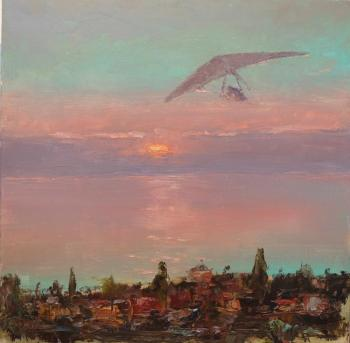 Solovev Alexey Sergeevich. Higher of sun