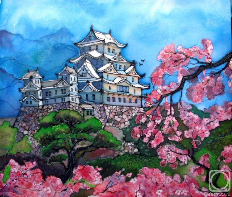 Рипа Елена. Замок Химедзи (Япония)