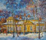 Чижова Виктория. Последняя весна старого дома