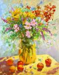 Мишагин Андрей. Полевые цветы
