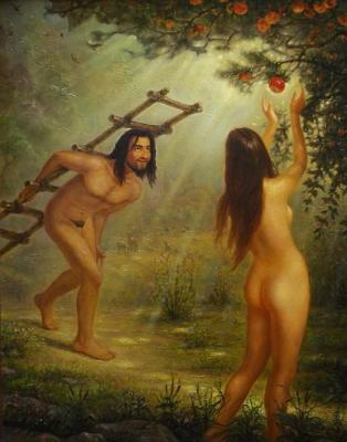 Maykov Igor. the Forbidden fruit